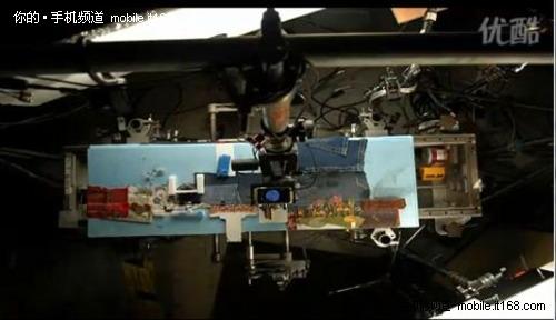 諾基亞N8拍攝 世界最小的定格動畫出爐