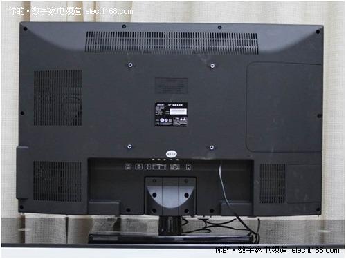 老式电视机后面接线图