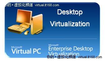 主流桌面虚拟化挨个儿数:微软篇