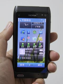 随时随地拷贝 诺基亚N8 OTG功能评测