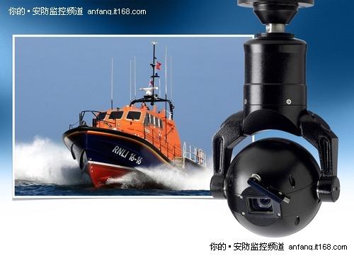 博世抗恶劣环境MIC摄像机守护海洋安全