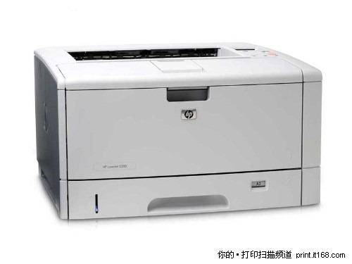 实用专业黑白激打 惠普5200仅售8401元