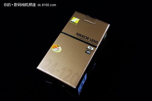 过把瘾:尼康24-120VR开箱高清图