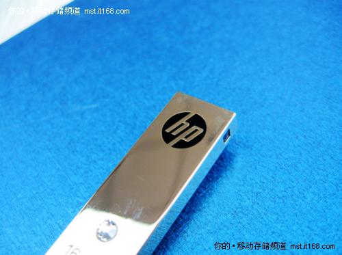 最具内涵领带夹!HP c335w U盘评测