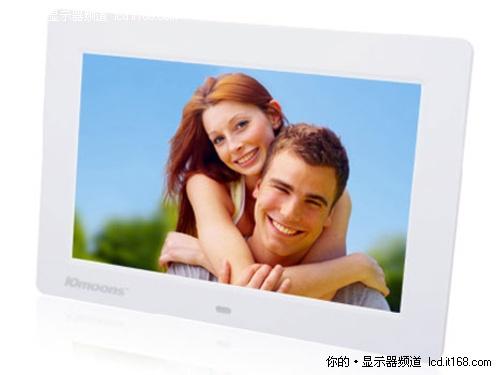 天敏DPF108M 10.2吋数码相框热卖699元