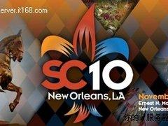 2010国际超级计算大会(SC10)专题文章