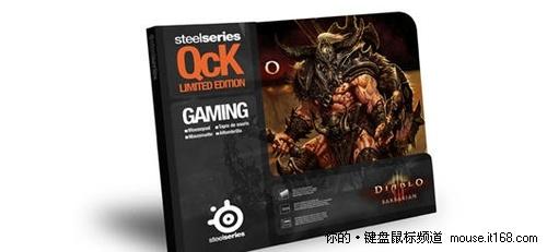 游戏未到外设先至 《暗黑3》鼠标垫开卖