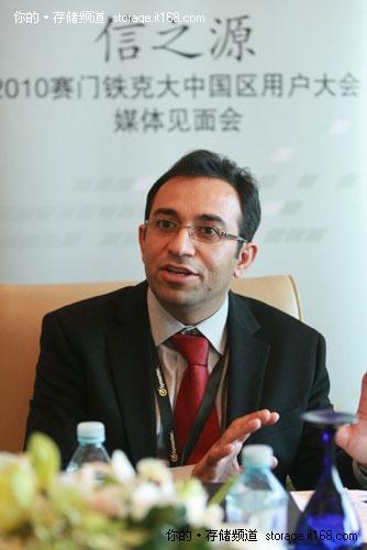 赛门铁克副总裁:企业备份向云端扩展