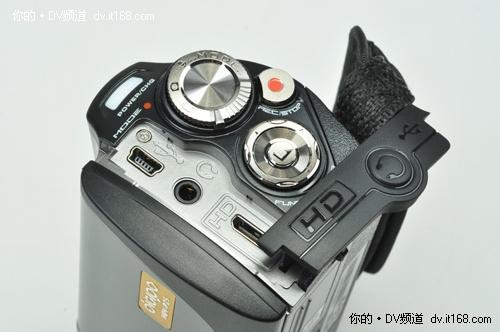 德浦HDV-P25外观各角度详细赏析