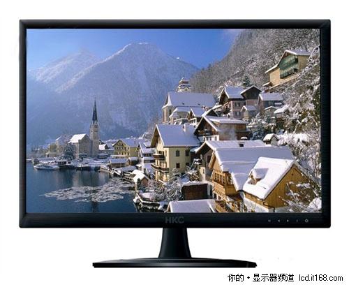 16:10+单接口 HKC S9815新品报价仅720