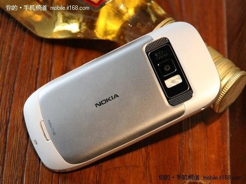 网络达人专属智能机 诺基亚C7仅售2500