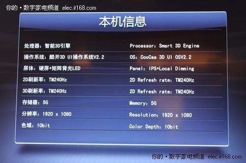 创维e92rd系列智能3d娱乐功能-3d操作界面