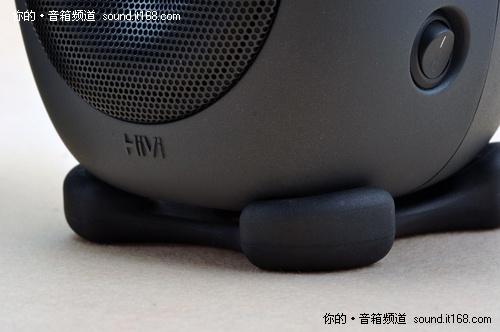 惠威X4独门秘技:金属高温铸铝超强箱体