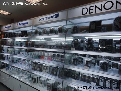 最新耳机形象 雪马集团实体店入驻广州