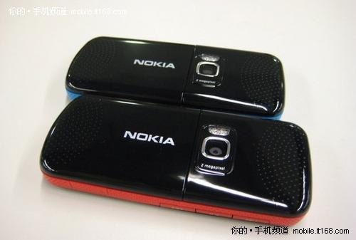 经典声控智能机 诺基亚5320降至1050元-IT168