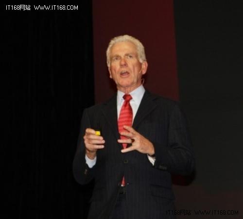 Jeff Henley:Oracle未来战略大揭秘