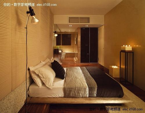 欧式风格之卧室