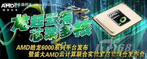 处理器五:AMD皓龙6100系列