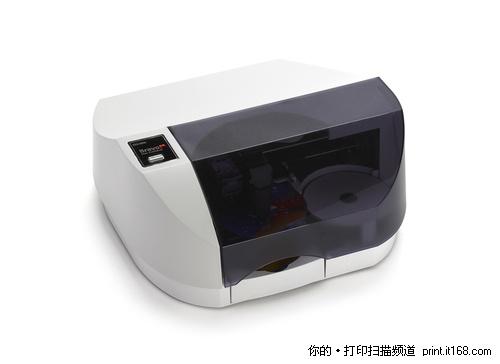 行业应用典范 Bravo SE光盘刻印机评测