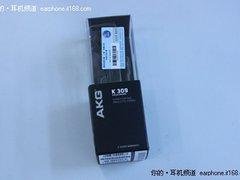 高端低价入门耳机 AKG K309昆明售90元