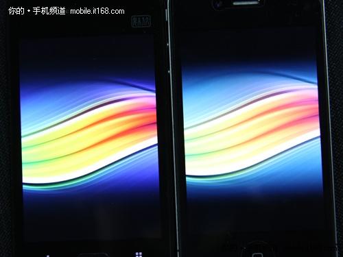挑战视网膜 魅族M9/iPhone 4屏幕对比