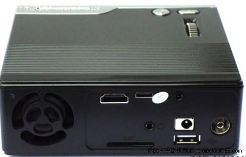 小型投影机_图美时代微型投影仪pk传统投影仪