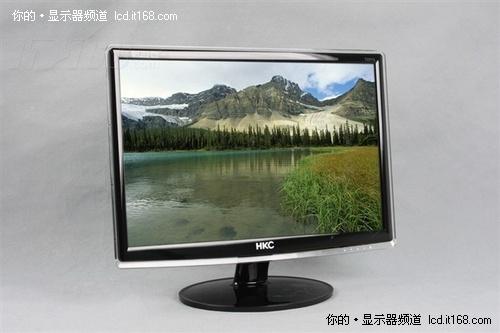 22吋唯美LED宽屏 HKC T2211L低价热卖