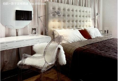卧室装修设计之现代简约风格