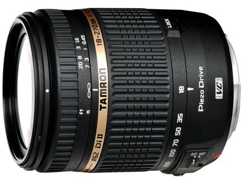 2010年度产品奖:腾龙18-270mmF/3.5-6.3