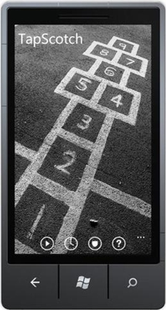 Windows Phone 7 开发之:工具栏