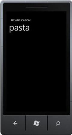Windows Phone7开发之:设备方向