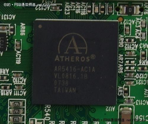 无线芯片:atheros的ar5416芯片