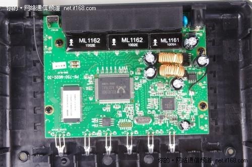 磊科 nw605+无线路由器