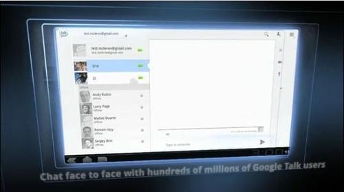谷歌发布官方视频展示Android3.0新特性