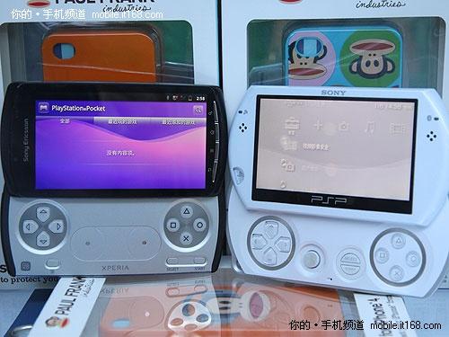 索尼爱立信PSP Phone