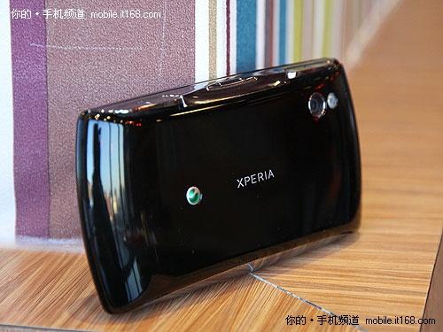外观篇:X10i柔和版 增加前置摄像头