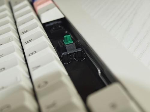 超详细机械键盘换轴教程