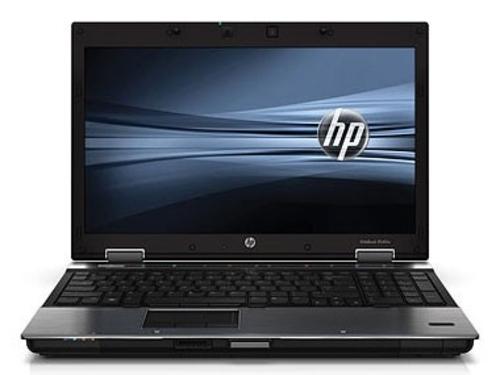 2010年度产品奖:惠普EliteBook 8540w