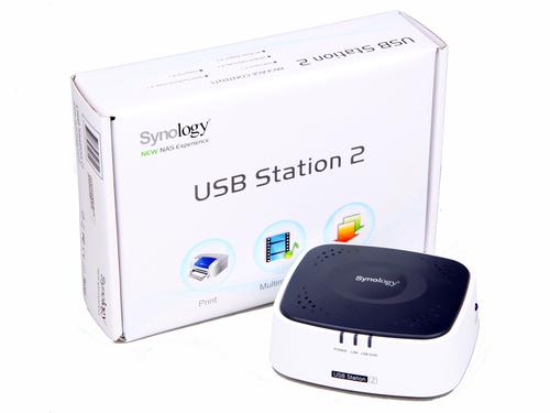 挂机下载不花钱 群晖USB Station2评测