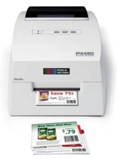 派美雅PX450证卡、胸卡吊牌打印机