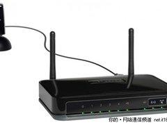 美国网件路由3G+移动宽带接入备份保障