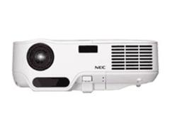 商务便携投影 NEC NP41+低价送百寸幕布