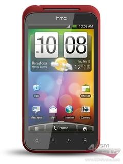 4寸屏怪兽 HTC将推红色版Incredible S