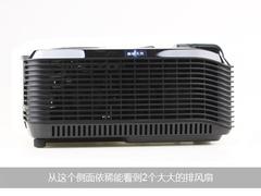 DLP高亮1080P 优派Pro8200家用投影评测