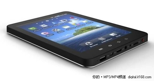平板领航者 山水M10配搭Android2.2系统