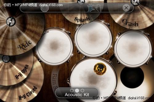 iphone 架子鼓drums(图); iphone截图; 架子鼓 drums 苹果ipad iphone