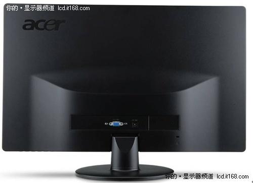 黑魅谍影 Acer S0系LED显示器新品曝光