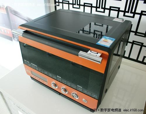 美的获2011年度中国变频微波炉推进企业