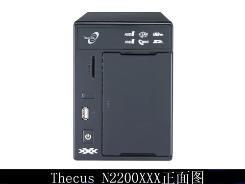 苹果派的存储首选 Thecus N2200XXX测试
