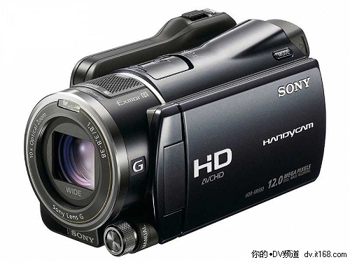 索尼高清家用DV 索尼XR550E促销9000元
